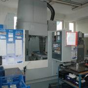CHIRON CNC műhely, CNC marás, CNC maró